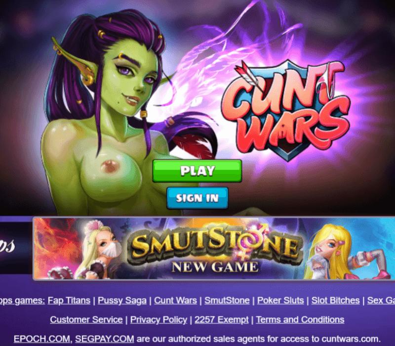 Cuntwars review