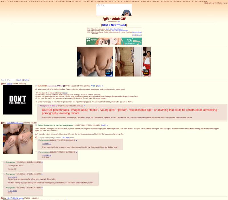 4chan Porn