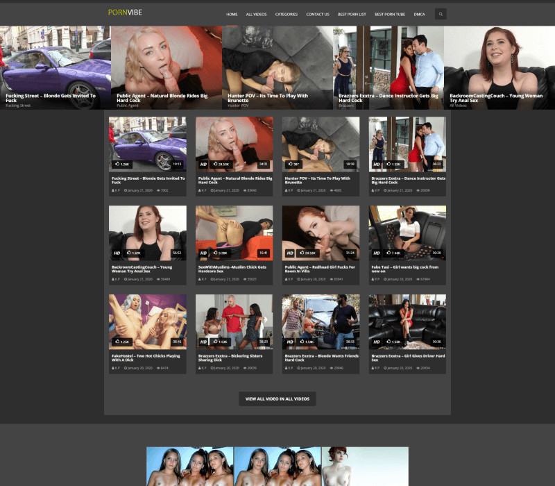 Pornvibe review