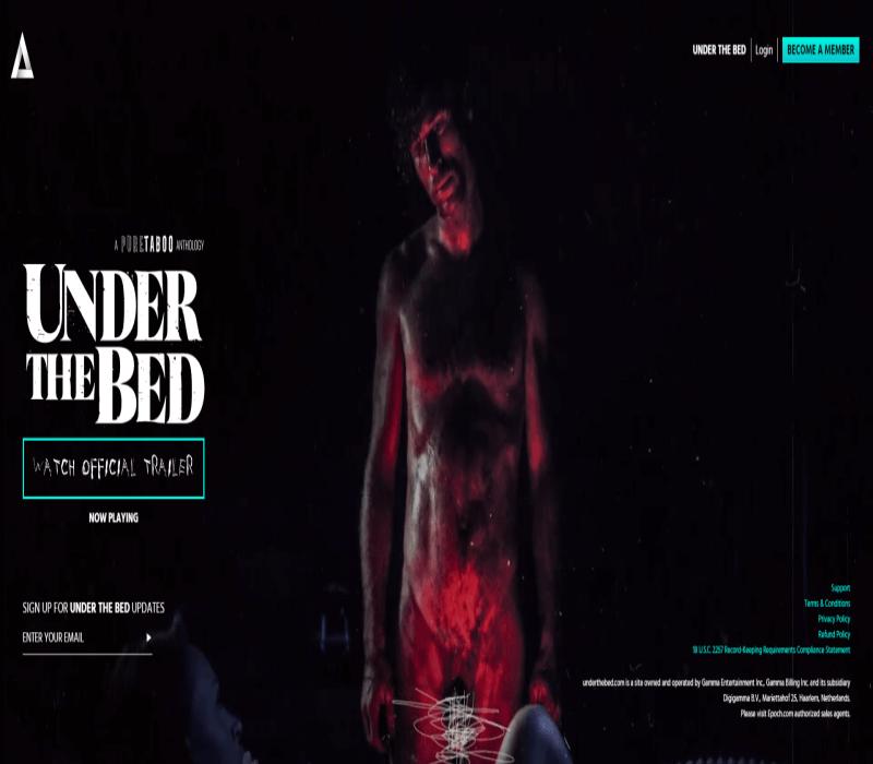 Underthebed review - BEST HORROR PORN SITES