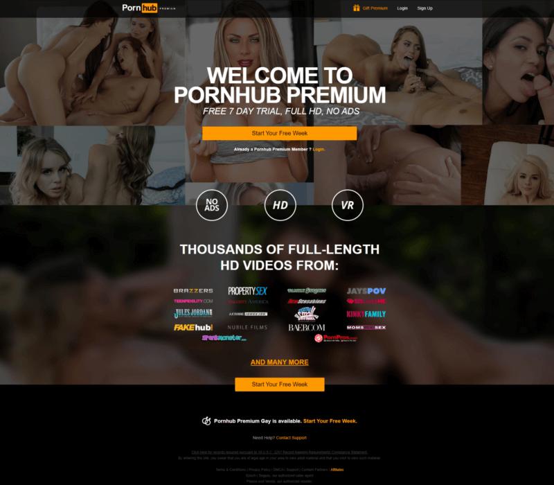 pornhubpremium review premium porn sites