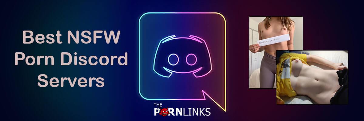 Top 10 Nsfw Porn Discord Servers 2020 Thepornlinks Com