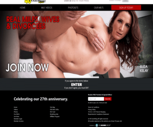 40Somethingmag review - BEST MILF PORN SITES