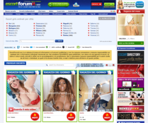 Escortforumit review