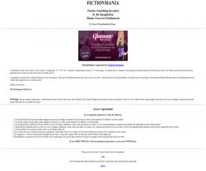 Reseña de Fictionmania - SITIOS DE HISTORIAS SEXUALES