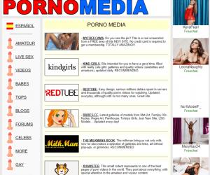 Revisión de Pornomedia - sitios porno españoles