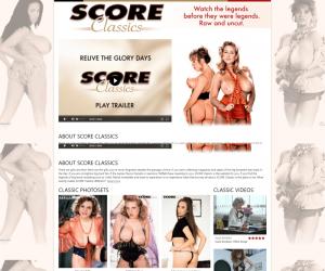 Revisión de Scoreclassics - GRANDES TUBOS PORNO VINTAGE