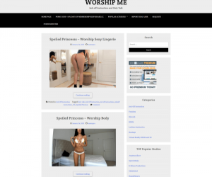 Worship-Me review - BEST FEMDOM PORN SITES