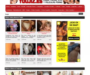 Revisión de Youjiz - sitios porno españoles